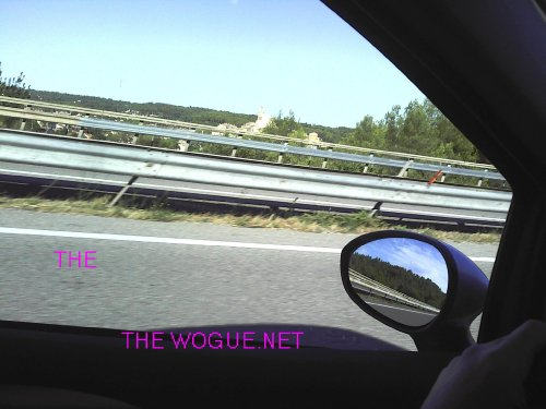 THE WOGUE.NET IL VIAGGIO IN AUTO