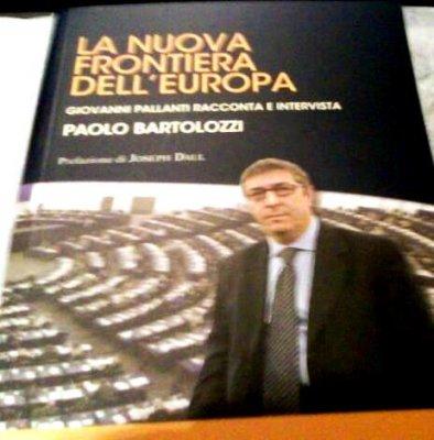 la nuova frontiera dell'europa paolo bartolozzi europarlamentare