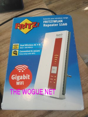 FRITZWLAN! REPEATER 1160