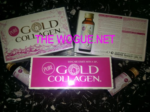 PURE GOLD COLLAGEN FROM LONDON