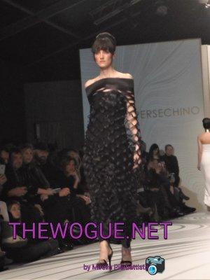 alta moda Sabrina Persechino roma gennaio