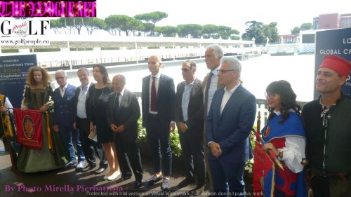 longines global champions tour conferenza stampa 3settembre 2019 Roma