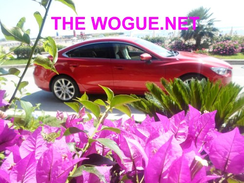 NEW MAZDA 6 THE WOGUE.NET