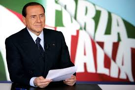 forza italia partito on, berlusconi