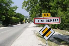 saint remeze francia